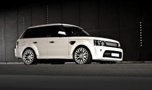 2010 Land Rover Range Rover RS600 Autobiography by Project Kahn