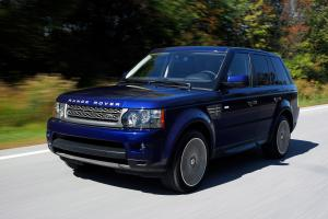 Land Rover Range Rover Sport Supercharged 2010 года