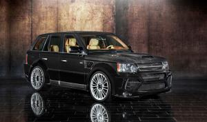 Land Rover Range Rover Sport by Mansory 2010 года