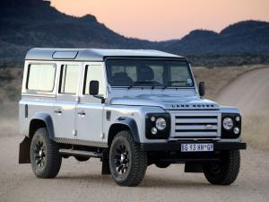 Land Rover Defender 110 Limited Edition 2011 года