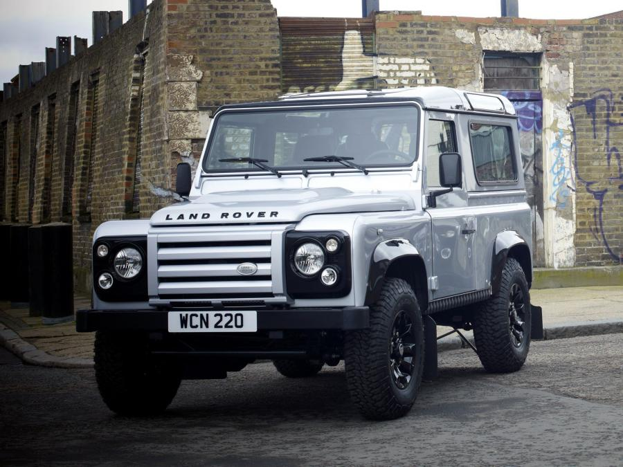 Land Rover Defender 90 Station Wagon X-Tech Edition '2011