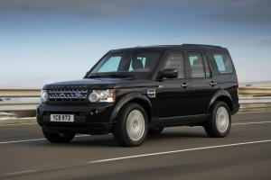 Land Rover Discovery 4 Armoured 2011 года
