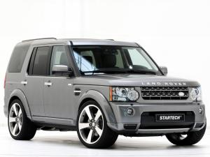 Land Rover Discovery 4 by Startech