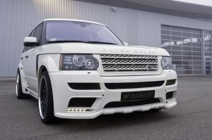 Land Rover Range Rover 5.0i V8 Supercharged by Hamann