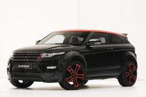 Land Rover Range Rover Evoque 3-Door by Startech 2011 года