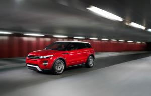Land Rover Range Rover Evoque 5-Door 2011 года