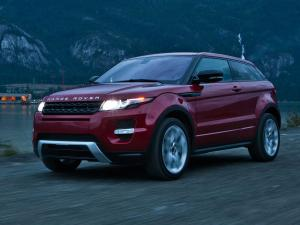 2011 Land Rover Range Rover Evoque Coupe Dynamic
