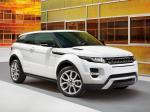 Land Rover Range Rover Evoque Coupe Dynamic 2011 года