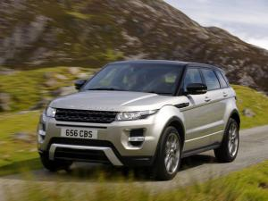2011 Land Rover Range Rover Evoque SD4 Dynamic