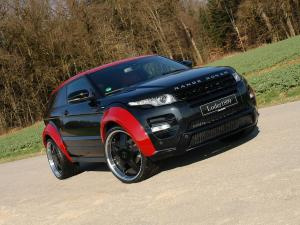Land Rover Range Rover Evoque by Loder1899 2011 года