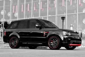 Land Rover Range Rover Sport Diablo by Project Kahn 2011 года