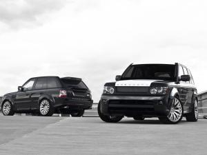 Land Rover Range Rover Sport Swiss Edition by Project Kahn 2011 года
