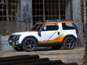 Land Rover DC100 Expedition Concept 2012 года