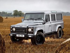 2012 Land Rover Defender 110 Station Wagon French Edition Twisted