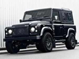 2012 Land Rover Defender 90 Harris Tweed Edition by Project Kahn