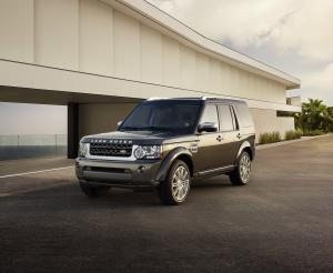 Land Rover Discovery 4 HSE Luxury Limited Edition 2012 года