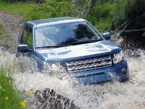 Land Rover Freelander 2 SD4 2012 года