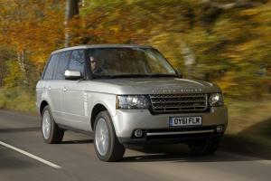 Land Rover Range Rover Autobiography 2012 года
