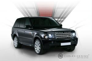 2012 Land Rover Range Rover Burberry by Carlex Design