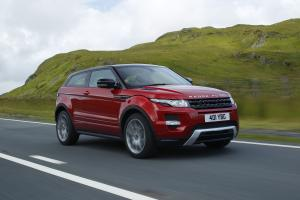 Land Rover Range Rover Evoque 3-Door 2012 года