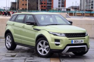Land Rover Range Rover Evoque 5-Door 2012 года