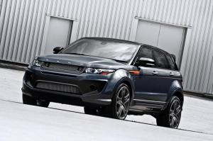 Land Rover Range Rover Evoque Dark Tungsten RS250 by Project Kahn 2012 года