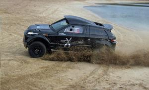 2012 Land Rover Range Rover Evoque Desert Warrior 3