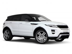 Land Rover Range Rover Evoque Dynamic GTS by Overfinch 2012 года
