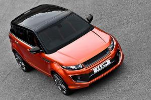 2012 Land Rover Range Rover Evoque RS250 Vesuvius Copper by Project Kahn