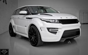 Land Rover Range Rover Evoque Rogue Edition by ONYX Concept 2012 года