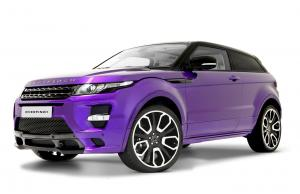 Land Rover Range Rover Evoque by Overfinch 2012 года