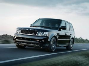 Land Rover Range Rover Sport Black Edition 2012 года