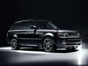 Land Rover Range Rover Sport Limited Edition 2012 года (UK)