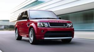 2012 Land Rover Range Rover Sport Limited Edition