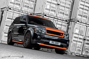2012 Land Rover Range Rover Vesuvius Edition Sport 300 by Project Kahn