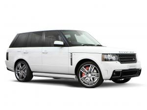 2012 Land Rover Range Rover Vogue GT by Overfinch