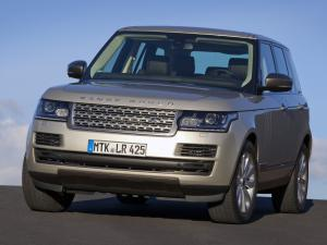 Land Rover Range Rover Vogue SDV8 2012 года