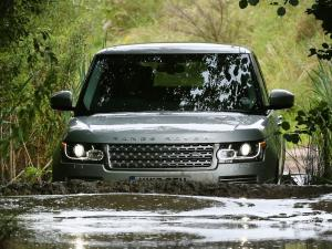 2012 Land Rover Range Rover Vogue TDV6