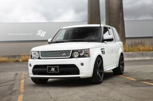 2012 Land Rover Range Rover Vossen CV3 by SR Auto Group