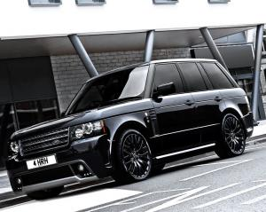 2012 Land Rover Range Rover Westminster Black Label Edition by Project Kahn