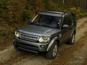 Land Rover Discovery 4 SCV6 HSE