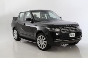 Land Rover Range Rover Autobiography Convertible by NCE 2013 года