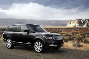 Land Rover Range Rover Autobiography Edition 2013 года (US)