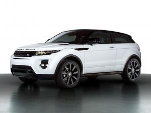 2013 Land Rover Range Rover Evoque Coupe Black Design Pack