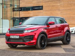 Land Rover Range Rover Evoque by Larte Design 2013 года