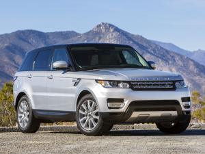 Land Rover Range Rover Sport HSE 2013 года (US)