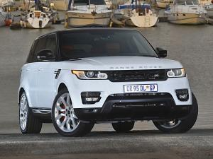 Land Rover Range Rover Sport Supercharged 2013 года