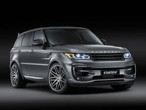 2013 Land Rover Range Rover Sport by Startech