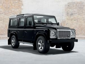 Land Rover Defender 110 Silver Pack 2014 года