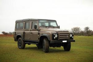 2014 Land Rover Defender 110 by Wildcat